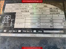 Montacargas DAEWOO 5,000 Lbs en venta