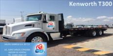 Kenworth tipo Grua T300 Año 2013