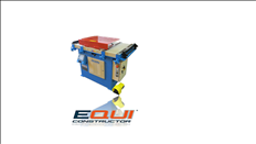 Dobladora eléctrica para varilla d36 equiconstructor