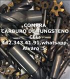 COMPRA DESPERDICIO DE CARBURO DE TUNGSTENO