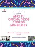 SERVICOS DE OFICINAS AMUEBLADAS