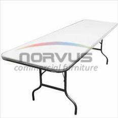 Mesas rectangulares para comedores comunitarios