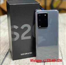 New Samsung Galaxy S20, Galaxy S20 +, Galaxy S20 Ultra