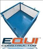 Canastilla Elevación De Material Equiconstructor