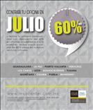 60% DE DESCUENTO LA PRIMERA MENSUALIDAD
