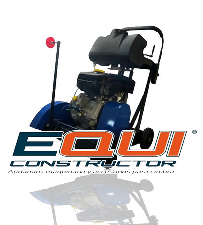 Cortadora De Concreto Q450 Hypermaq Equiconstructor