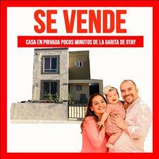 Compra ahora Tu Casa EN LOMAS DE TERRABELLA TIJUANA
