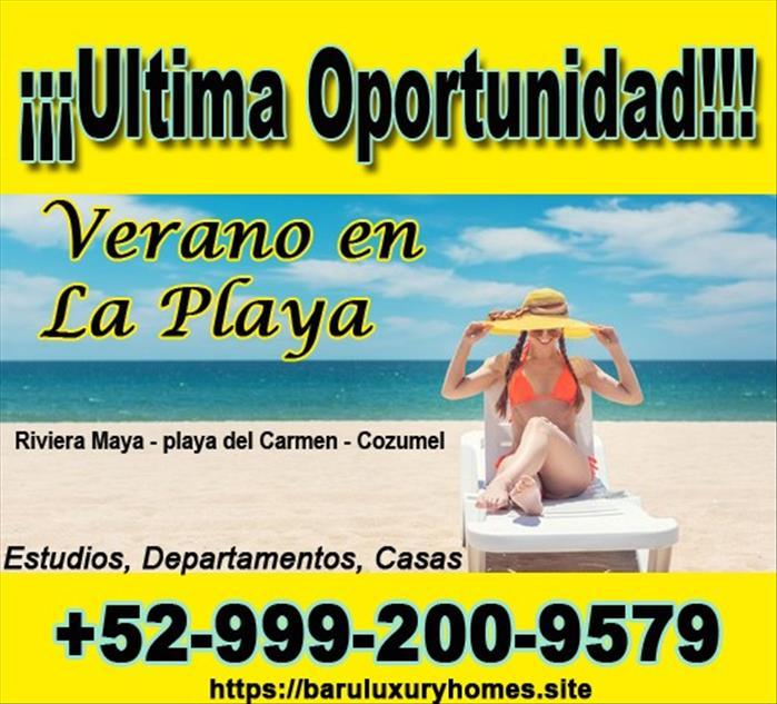 Departamentos Riviera Maya