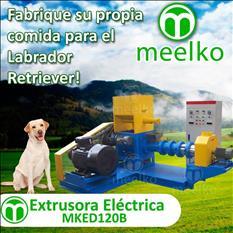 MKED120B Extrusora para alimentos de perros