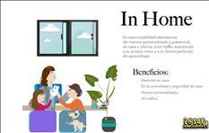 Secundaria. Homeschooling. Escuela en casa. México