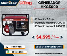 Generador HKG3000