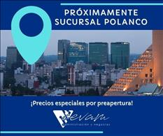 ALQUILER DE OFICINAS EN POLANCO CDMX