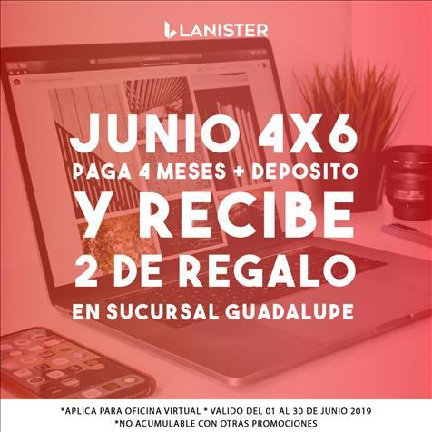 DOMICILIO FISCAL DISPONIBLE DESDE $750  LANISTER  ESTANCIA