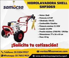 Hidrolavadora Shell SHP 3069