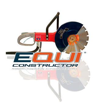 Cortadora Hcs14 Para Concreto Equiconstructor