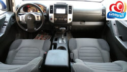 Nissan Frontier MODELO 2014.