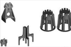 Silletas para cimentaciones/ piso equiconstructor