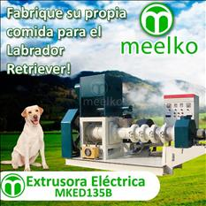 700-800kg/h 75kW - MKED135B Extrusora