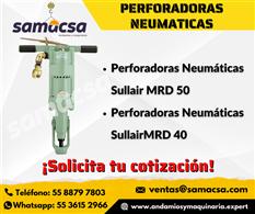 Perforadora Sullair Mrd 40