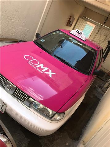 Taxi 2017 Cdmx