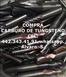 COMPRA SCRAP DE CARBURO DE TUNGSTENO EN TABASCO