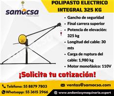 Polipasto eléctrico Camac
