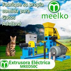 60-80kg/h 11kW - MKED050C Extrusora para pellets