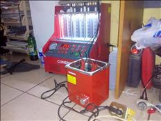 laboratorio de inyectores automotriz