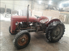 "Figura Tractor ""Harry Ferguson"""
