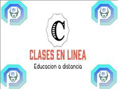 CLASES EN LÍNEA  MATEMÁTICAS, FÍSICA, QUÍMICA