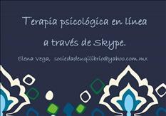 Terapia en línea y por teléfono en México D.F.