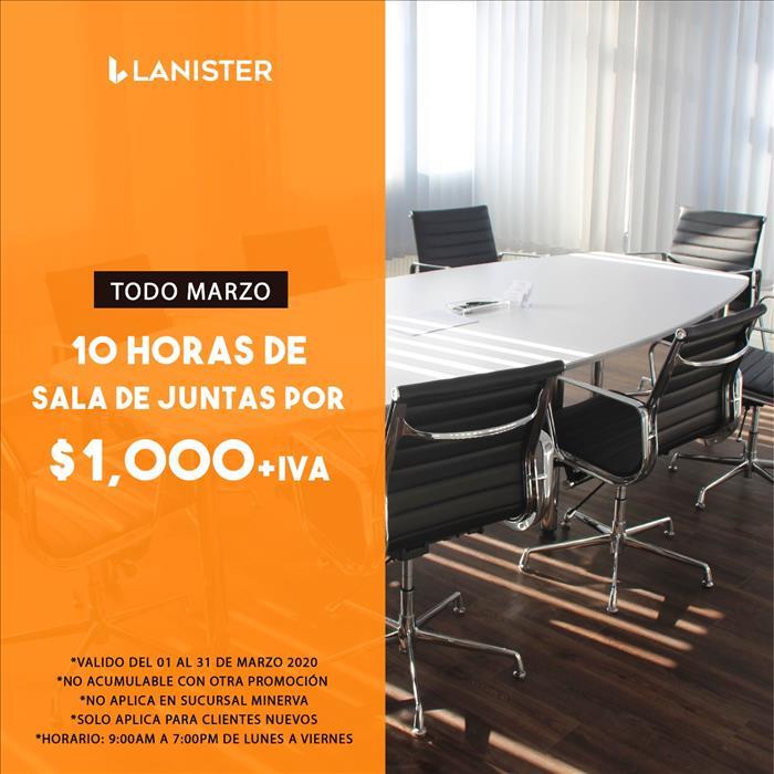 RENTA UNA OFICINA VIRTUAL DESDE $750.00