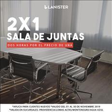 SALA DE JUNTAS PARA TU REUNIÓN DE NEGOCIOS