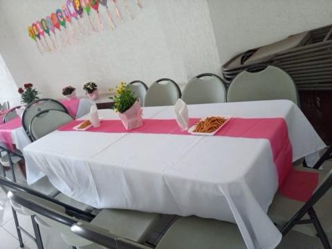 SALÓN PARA EVENTOS SOCIALES  COL. TZINDURIO
