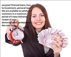 Oferta de financiación y seguro garantizado, sin comisiones