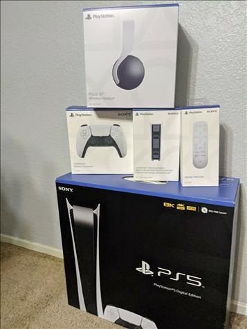 Nueva Sony Playstation 5 1TB (Whatsapp: + 1-914-279-7439)