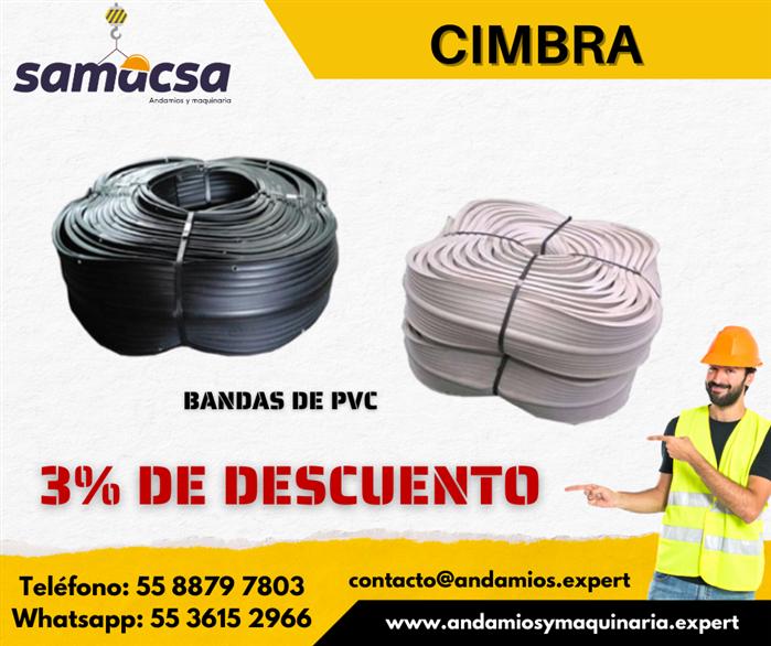 Banda De PVC Samacsa