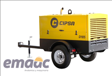 Compresor D185 Cipsa