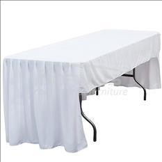 manteleria para vestir sillas y mesas de eventos