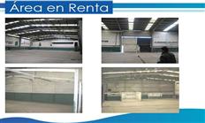 Rento bodega en el estado de México 1184 m2