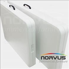 Venta de mesas de plastico tipo portafolio