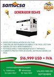 Generador DCA45 - samacsa