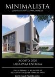 preventa casa minimalista con alberca Tlayacapan Morelos