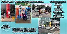 ZANQUEROS, BATUCADAS, RENTA DE INFLABLES