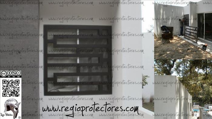 Regio Protectores - Instal En Bosque Residencial 01678