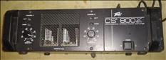 VENTA DE DOS AMPLIFICADORES DE SONIDO MCA PEAVY CS800X
