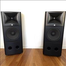 JBL M2 Master Reference Speakers / Studio Monitors
