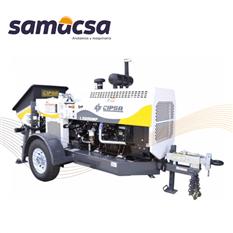 Bomba Cipsa - Samacsa de concreto Mayco LS500N