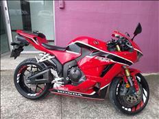 Vendo moto Honda CBR 600