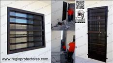 Regio Protectores - Instal en Fracc:Altabrisa Premier 500